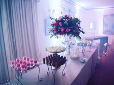 Food and Lights! 🍝💡 Wedding 💍❤ Lighting made by Roma Party Service ⚡️
