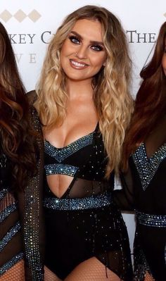 Perrie Edwards Newmarket Racecourse