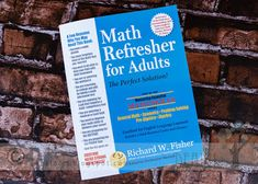 "As We Bloom: ""Math Refresher for Adults"" Review"