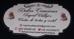 Magnéticos Dulces Creaciones Ingrid Vallejos. Diseños e Impresiones Peña dimpena Valparaíso, Chile #dimpena #Valparaíso #Viñadelmar