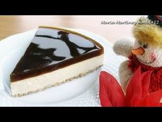 Recetas Navidad Dukan: Tarta de queso y café (Ataque) / Dukan Christmas: Coffee cheesecake