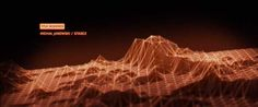 Toolfarm Inspirations Blog: Inherent Noise Title Sequence with Trapcode