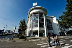 Le nouveau musée d'Art Moderne finalement installé dans l'ancien garage Citroën Yser, 16.000 m².