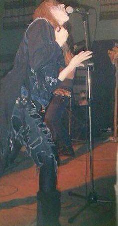 Per Yngve Ohlin   Pelle Ohlin   Dead   Black Metal   Evil   Satanism   Satanic   Trve   Kvlt   Death Metal   Transylvania  
