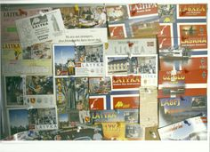 My different qsl-card made in Cool-qsl  Poland and Norway