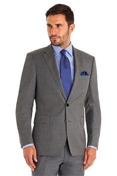 Ermenegildo Zegna Cloth Regular Fit Grey Suit Size 42R | 29.0% apagado