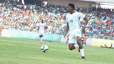 Alex Iwobi: Super Eagles striker speaks on his first competitive goal for Nigeria
