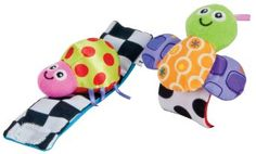 Lamaze 27092 - wrist rattles, Promotes baby's motor skills: Amazon.de: Toys