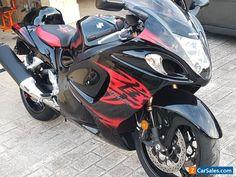 Motorcycle For Sale Suzuki Hayabusa
