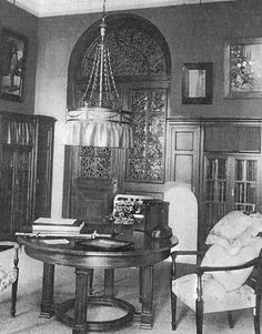 The Empress's Library at the time of the Empress