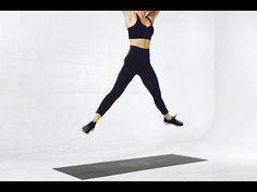 INSANE Full Body TABATA Workout // 12 Minutes - YouTube Tabata Workouts, Cardio, Yoga Fitness, Health Fitness, Fitness Exercises, Heather Robertson, Lean Legs, Aerobics Workout, Fit Couples