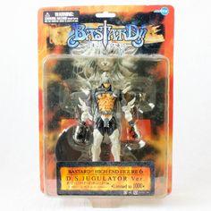 Bastard !! Figure D.S. Jugulator Repaint Ver. Limited 1000 Artfx JAPAN ANIME