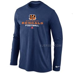 http://www.xjersey.com/nike-cincinnati-bengals-critical-victory-long-sleeve-tshirt-dblue.html Only$30.00 #NIKE CINCINNATI BENGALS CRITICAL VICTORY LONG SLEEVE T-SHIRT D.BLUE Free Shipping!