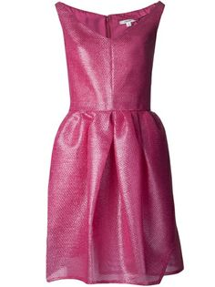 CARVEN - shiny cocktail dress 6
