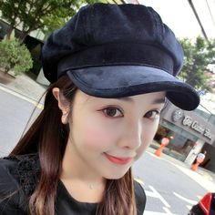 Warm High Quality Fashion Artist Wool Women Beret Hat For Women Cap Female  Cap Casual Dome Bare Chapeu hats Boina for Girls Caps. 02fe11b6380