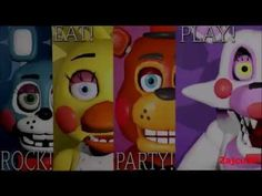 7 Best Five nights at Freddy's songs images in 2015 | Fnaf