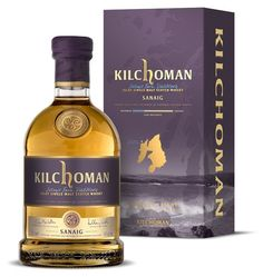 Kilchoman Sanaig, 46%