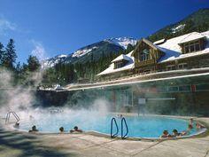 hot spring in colorado!