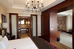 The Deluxe Suite at Fota Island Resort