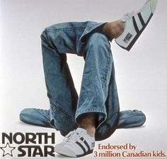 Bata Vintage Ad - North Star