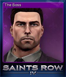 Komunita služby Steam :: Steam odznaky :: Saints Row IV Saints Row Iv, The Row, Badge, Badges