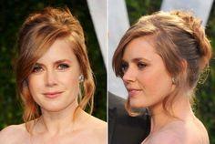 Stylesih Updo as Celebrity Hairstyles by Amy Adams- Prom Hair Ideas