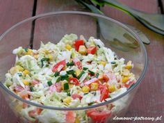 Slaw Recipes, Cabbage Recipes, Diet Recipes, Healthy Recipes, Appetizer Salads, Appetizer Recipes, Tasty Dishes, Food Dishes, Gym Food