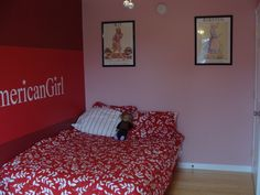 american girl furniture ideas. american girl room decorating ideas my daughter wanted an furniture