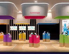 Exhibit Design, Sanofi & Medley