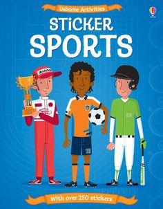 #stickers #sports #activities #childrensbooks #usborne