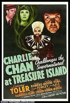 Charlie Chan at Treasure Island.