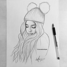 Madison Beer | Artist: Ilhaam Canadiandope Portrait Sketches, Art Sketches, Pencil Drawings, Art Drawings, Outline Art, Man Of Steel, People Art, Drawing People, Painting Techniques