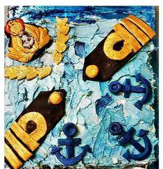 #indiannavycake #commanderspromotioncake