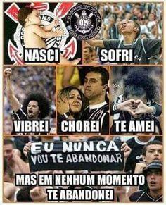 Corinthians Time, Sport Club Corinthians, Sports Clubs, Soccer, Baseball Cards, Humor, Memes, Grande, Life