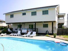 Sandbridge Beach - 4th Row Vacation Home / Siebert Realty / Virginia Beach, VA  - My Place -- 2565 Sandpiper Road