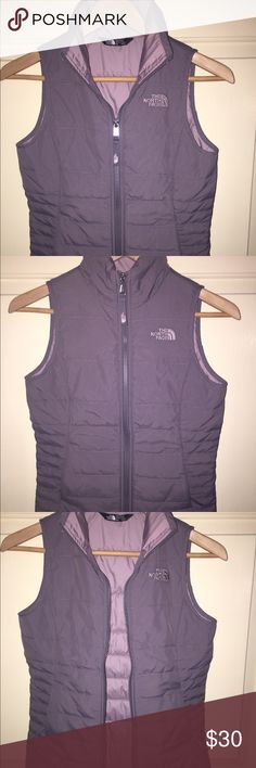 The North Face Girls Vest The North Face Girl Vest size medium 10/12. New without tags. The North Face Jackets & Coats Vests