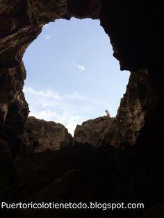 Puerto Rico lo tiene todo: Cueva del Indio en Arecibo