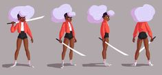jej | marikapaprika: Turnarounds and character...