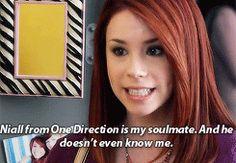 MTV's Awkward. Tamara