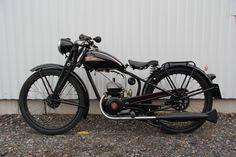 Husqvarna Mod 24 1948 1 cyl 118 cc 2 stroke 5 hp