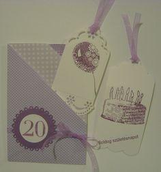 Zsebes születésnapi képeslap