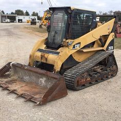 More than 575 lots of construction equipment trailers farm machinery and accessories are headed to auction with @EquifyLLC  all with NO RESERVE! See the full catalog and place your bids on Proxibid. Pictured: 2005 #Caterpillar 287B #SkidSteer #skidloader #construction #constructionsite #machinery #machine #constructionequipment #constructionmachinery #heavymachinery #heavyequipment #constructionlife #hardhatlife #constructionworker #jobsite #cat #yellowiron #heavyduty #landscaping