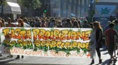PISA, 31 maggio Manifestazione Nazionale Antiproibizionista CanaPisa - OverGrow