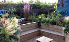 Flower Show Seating Areas And Garden Design On Pinterest