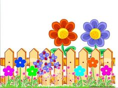 Cute Grass and Flowers PNG Clipart Border Pinterest Grasses