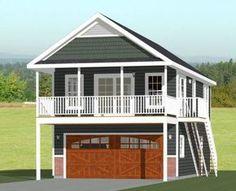 20x32 House -- 808 sq ft