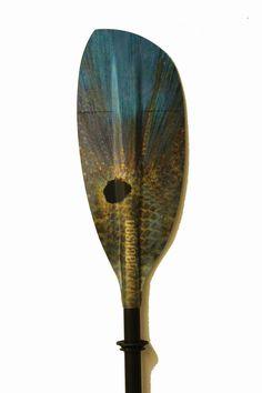 Redfish Fishing Kayak paddle - Jackson Kayak Store