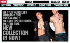 Considerations Involved in Designing a Website for a Fashion Brand