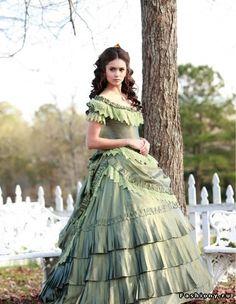 Мода прошлых тысячелетий / платье из титаника