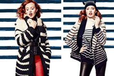 Jean Paul Gaultier Collaboration With Lindex | Grazia Fashion @gtl_clothing #getthelook http://gtl.clothing